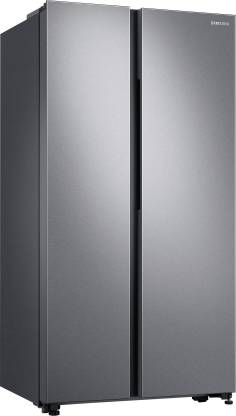 Samsung 700 L Frost Free Side by Side (2019) Refrigerator  (Ez Clean Steel, RS72R5011SL/TL)