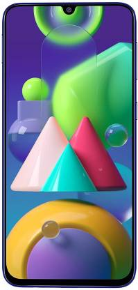 Samsung Galaxy M21 (Midnight Blue, 64 GB)  (4 GB RAM)