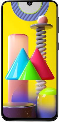 Samsung Galaxy M31 (Space Black, 64 GB)  (6 GB RAM)
