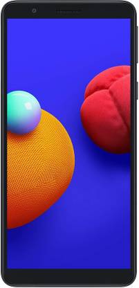 Samsung M01 core (Black, 16 GB)  (1 GB RAM)
