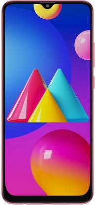 Samsung M02s (Red, 64 GB)  (4 GB RAM)
