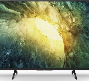 Sony 108 cm (43 inch) Ultra HD (4K) LED Smart TV  (KD-43X7500H)