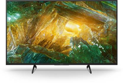 Sony 108 cm (43 inch) Ultra HD (4K) LED Smart TV (KD-43X8000H)