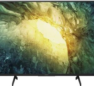 Sony 123 cm (49 inch) Ultra HD (4K) LED Smart Android TV  (KD-49X7500H)