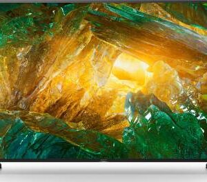 Sony X8000H 138.8 cm (55 inch) Ultra HD (4K) LED Smart Android TV  (KD-55X8000H)