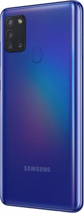Samsung Galaxy A21s (Blue, 64 GB)  (4 GB RAM)