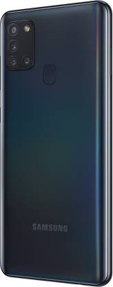 Samsung Galaxy A21s (Black, 64 GB)  (6 GB RAM)