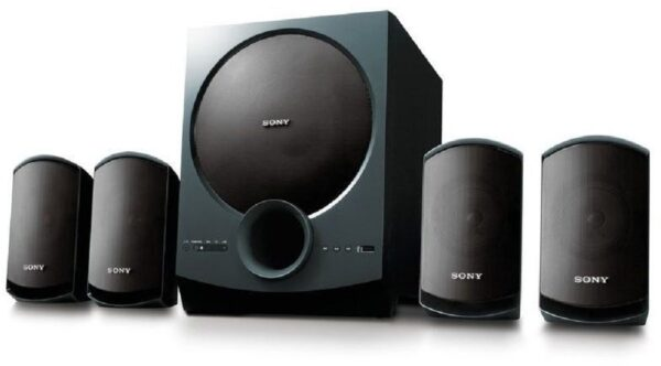 Sony SA-D10 4.1 Channel Multimedia Speaker System (Black)