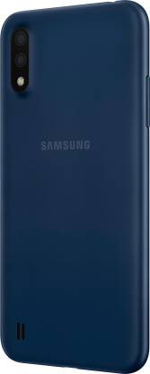 Samsung Galaxy M01 (Blue, 32 GB)  (3 GB RAM)