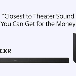 Sony HT-Z9F 5.1Ch Dolby Atmos Soundbar with Wireless Subwoofer and Wireless Surround Speakers (Bluetooth Connectivity, Built-in Wi-Fi, Hi Res Sound,)
