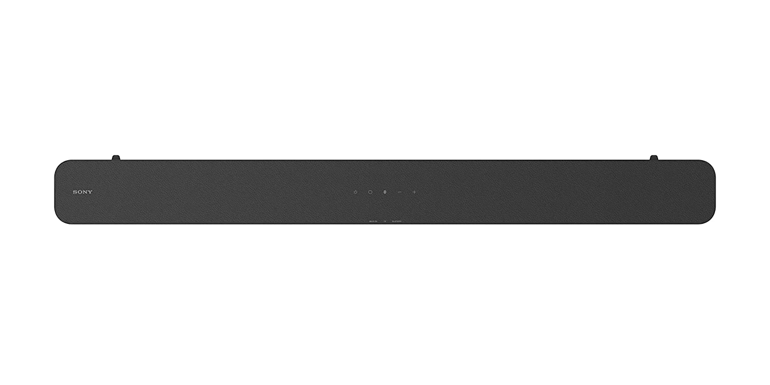 Sony HT-S350 2.1Ch Soundbar with Wireless Subwoofer (Dolby Audio,Bluetooth Connectivity, Wireless Connectivity with TV), Black