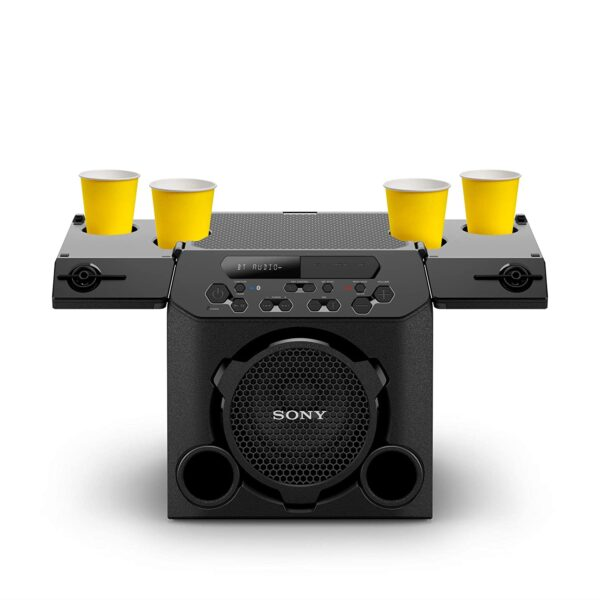 Sony GTK-PG10 Wireless Party Speaker with Built-in Battery -Black