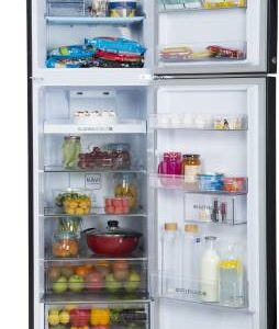 Haier 278 L Frost Free Double Door 4 Star (2019) Convertible Refrigerator  (Marine, HRF-2984PMJ-E)