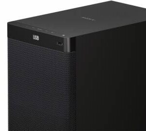 Sony RT40 Tall Boy System with Dolby Home Theatre  (Black, 5.1 Channel)