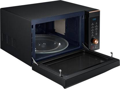 Samsung 32 L Convection Microwave Oven  (MC32K7056CC, Black)