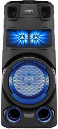 Sony MHC-V73D Bluetooth Tower Speaker  (Black, Stereo Channel)