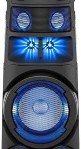 Sony MHC-V83D Bluetooth Tower Speaker  (Black, Stereo Channel)