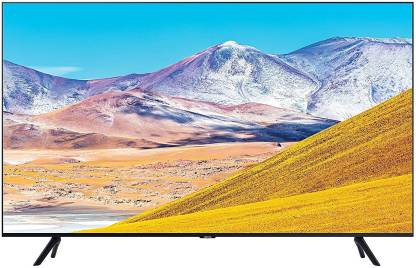 Samsung 125 cm (50 inch) Ultra HD (4K) LED Smart TV  (UA50TU8000KXXL)