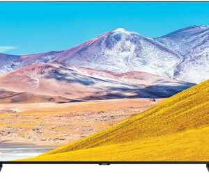 Samsung UHD 8 Series 108 cm (43 inch) Ultra HD (4K) LED Smart TV  (UN43TU8000FXZA)