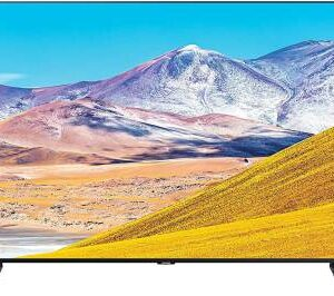 Samsung 165 cm (65 inch) Ultra HD (4K) LED Smart TV  (UA65TU8000KXXL)