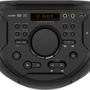 Sony MHC-V21D with DJ Effects & Karaoke Bluetooth Party Speaker  (Black, 3.1 Channel)