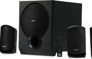Sony SA-D40 80 W Bluetooth Home Theatre  (Black, 4.1 Channel)