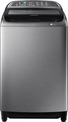 Samsung 11 kg Fully Automatic Top Load Grey  (WA11J5751SP/TL)