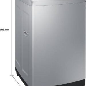 Samsung 6.5 kg Fully Automatic Top Load Grey  (WA65A4022NS/TL)