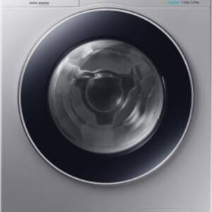 Samsung 7 kg Fully Automatic Front Load Grey  (WD70M4443JS/TL)