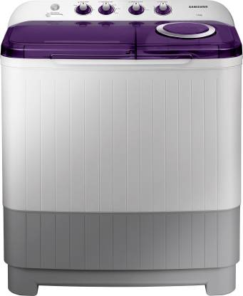 Samsung 7.5 kg Semi Automatic Top Load Purple, White, Grey (WT75M3200HL/TL)