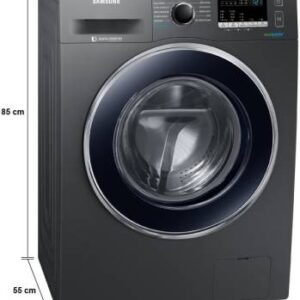 Samsung 8 kg Fully Automatic Front Load Grey  (WW80J42G0BX/TL)