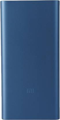 Mi 3i 10000 mAh Power Bank (Fast Charging, 18W)  (Black, Lithium Polymer)