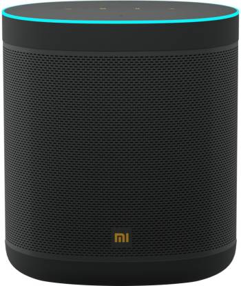 Mi Smart Speaker (with Google Assistant) with Google Assistant Smart Speaker (Black)