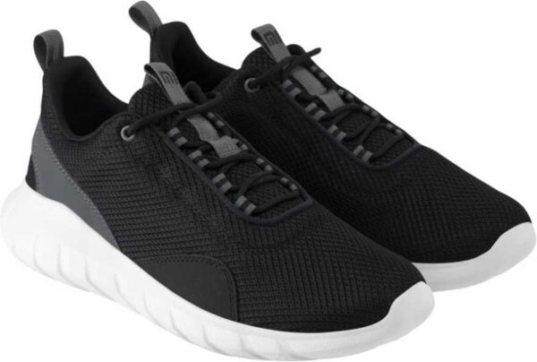 Athleisure Running Shoes For Men (Black)