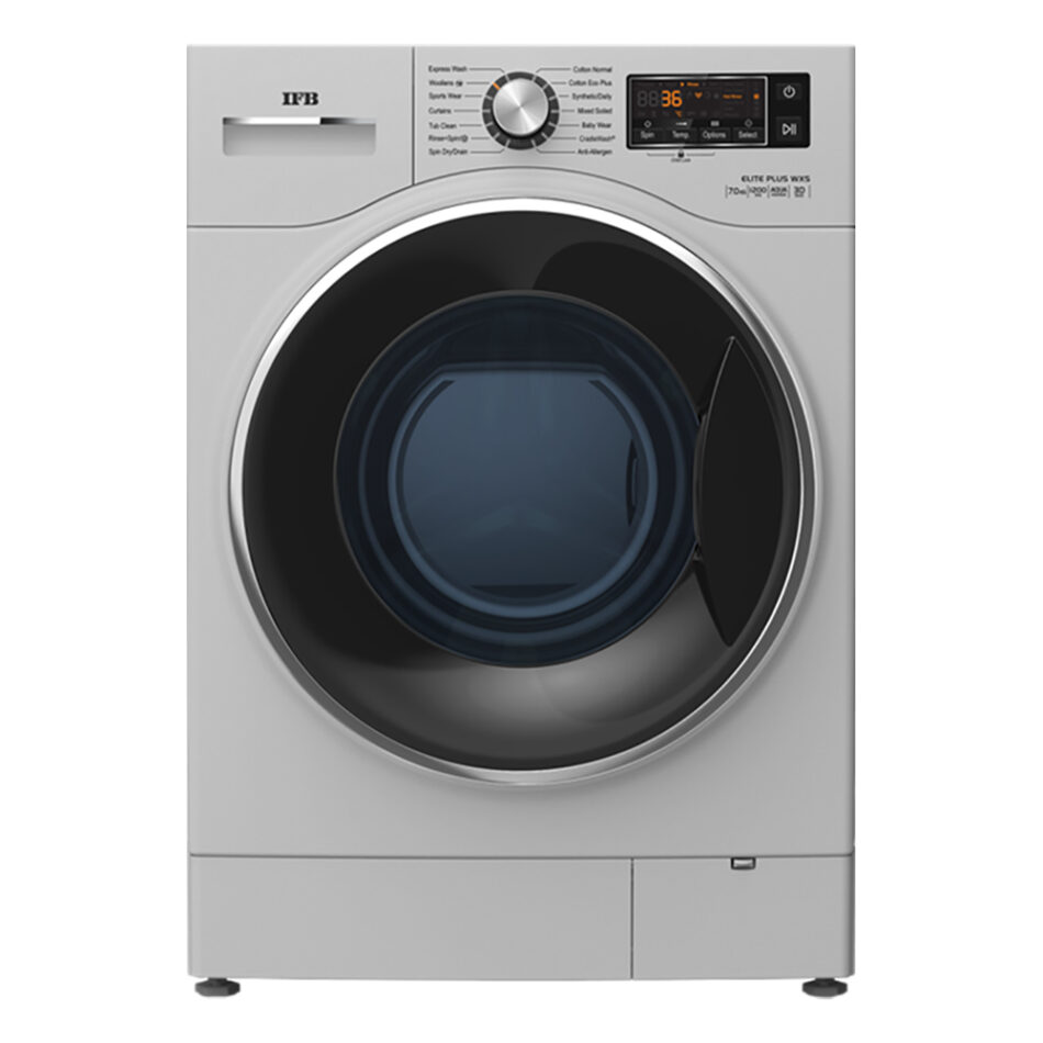 IFB 7 Kg Front Load Fully Automatic Washing Machine, Elite Plus WXS