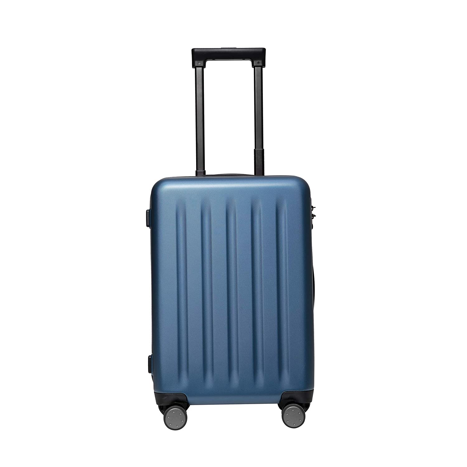 MI Polycarbonate Hardsided Cabin Luggage (Blue, 20 Inch)