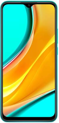 Redmi 9 Prime (Mint Green, 64 GB) (4 GB RAM)