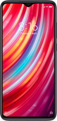 Redmi Note 8 Pro (Shadow Black, 128 GB) (8 GB RAM)