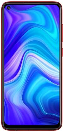 Redmi Note 9 (Scarlet Red, 64 GB) (4 GB RAM)
