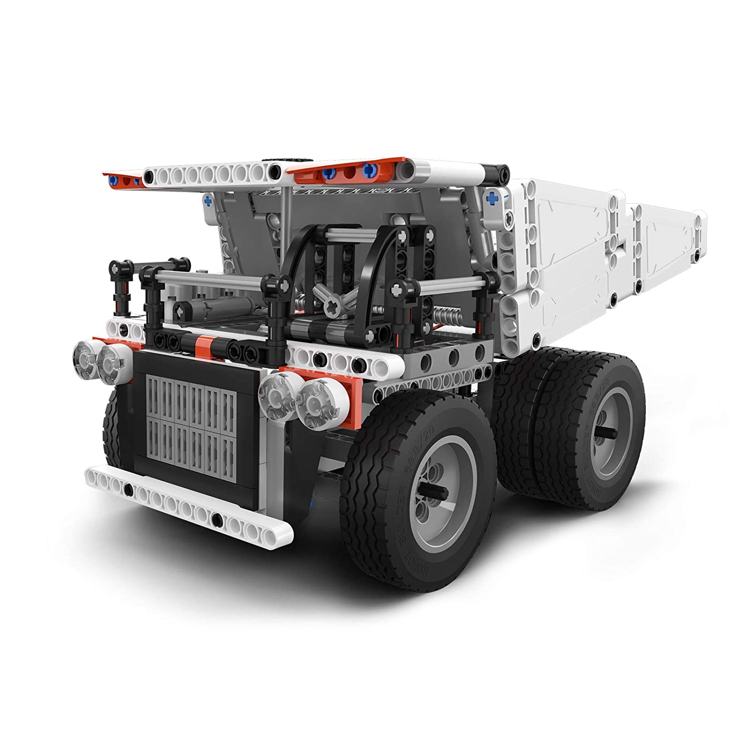 Xiaomi Mi Truck Builder Building Kit Toys for Boys & Girls, 2-in-1 Model (530+Piece)