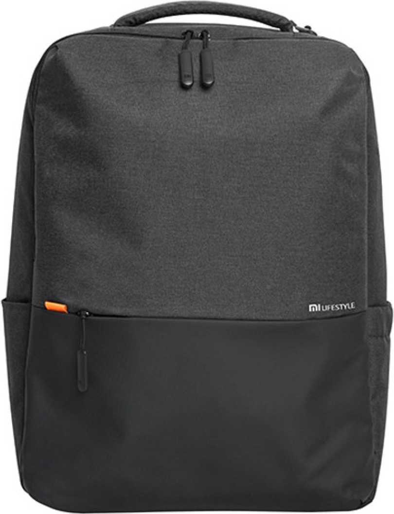 Medium 21 L Laptop Backpack Business Casual  (Black)