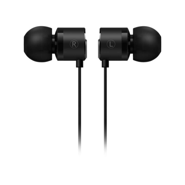 OnePlus 1091100041 Type-C Bullet Earphones (Black)