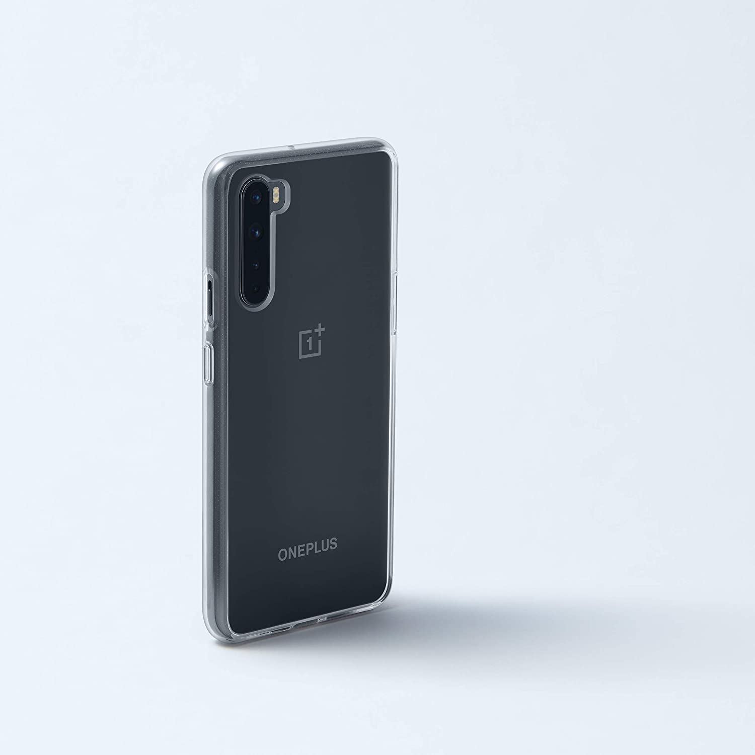 OnePlus Nord Clear Bumper Case