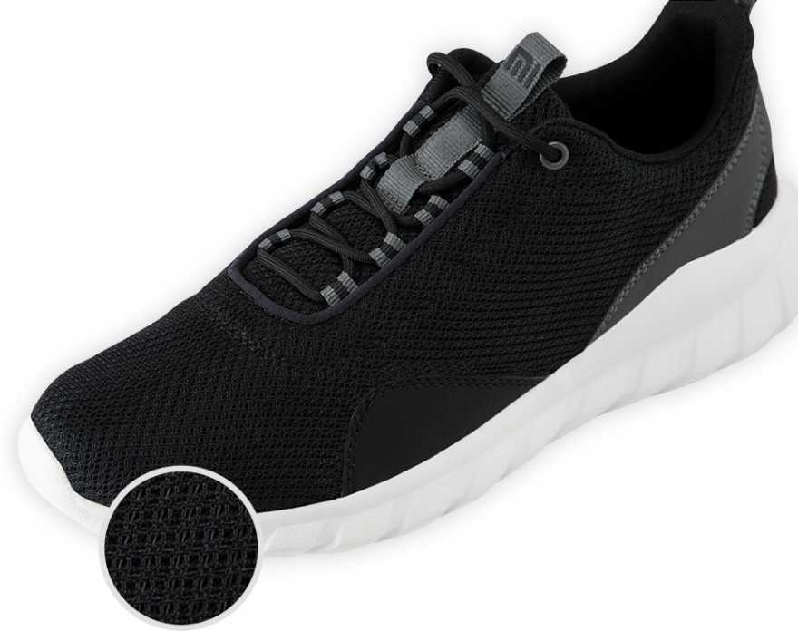 Athleisure Running Shoes For Men  (Black) UK 6