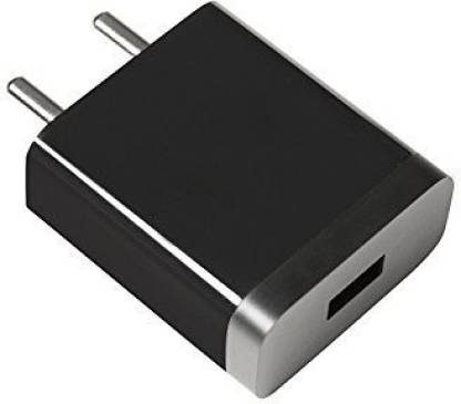 Mi India Standard Charger 5V 2A 2 A Mobile Charger  (Black)