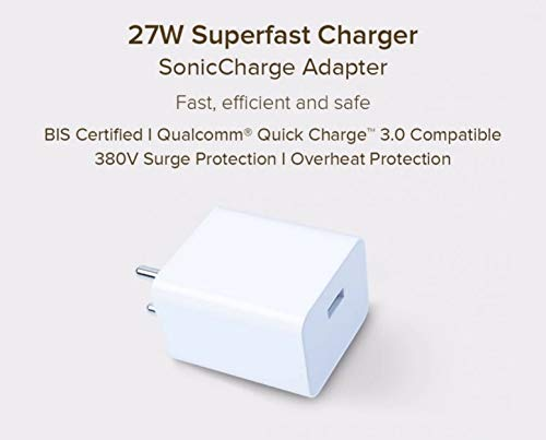 Mi 27W Superfast Charger (SonicCharge Adapter)