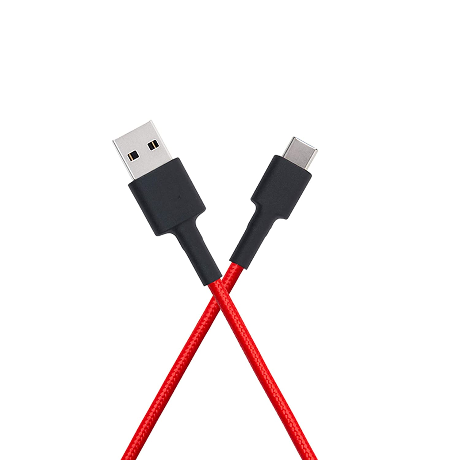 Mi Braided USB Type-C Cable (Red)