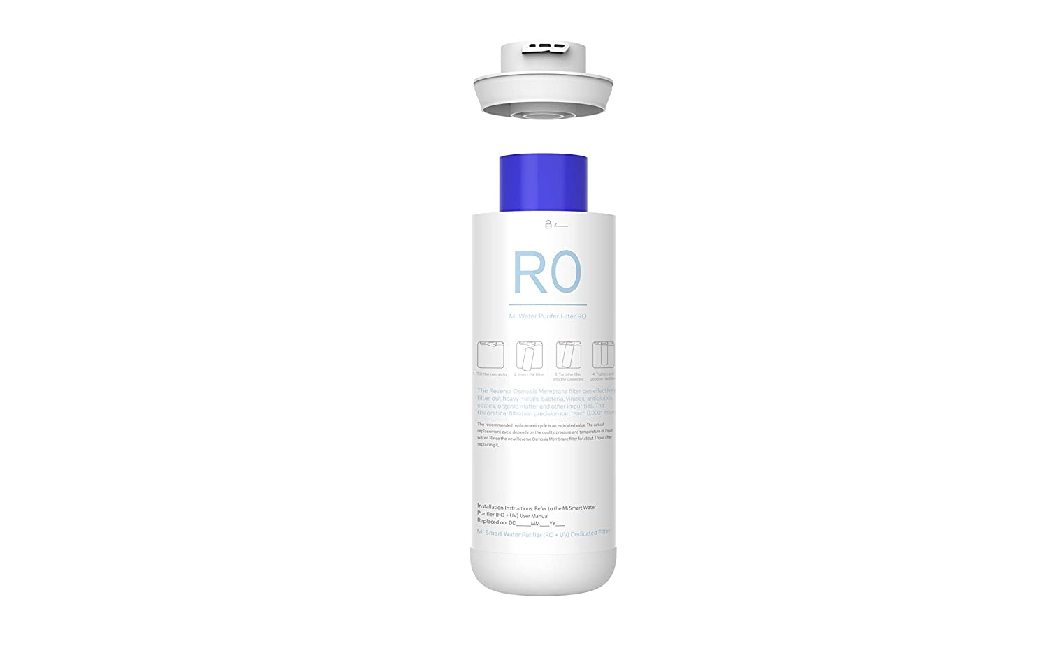 MI Water Purifier Filter RO