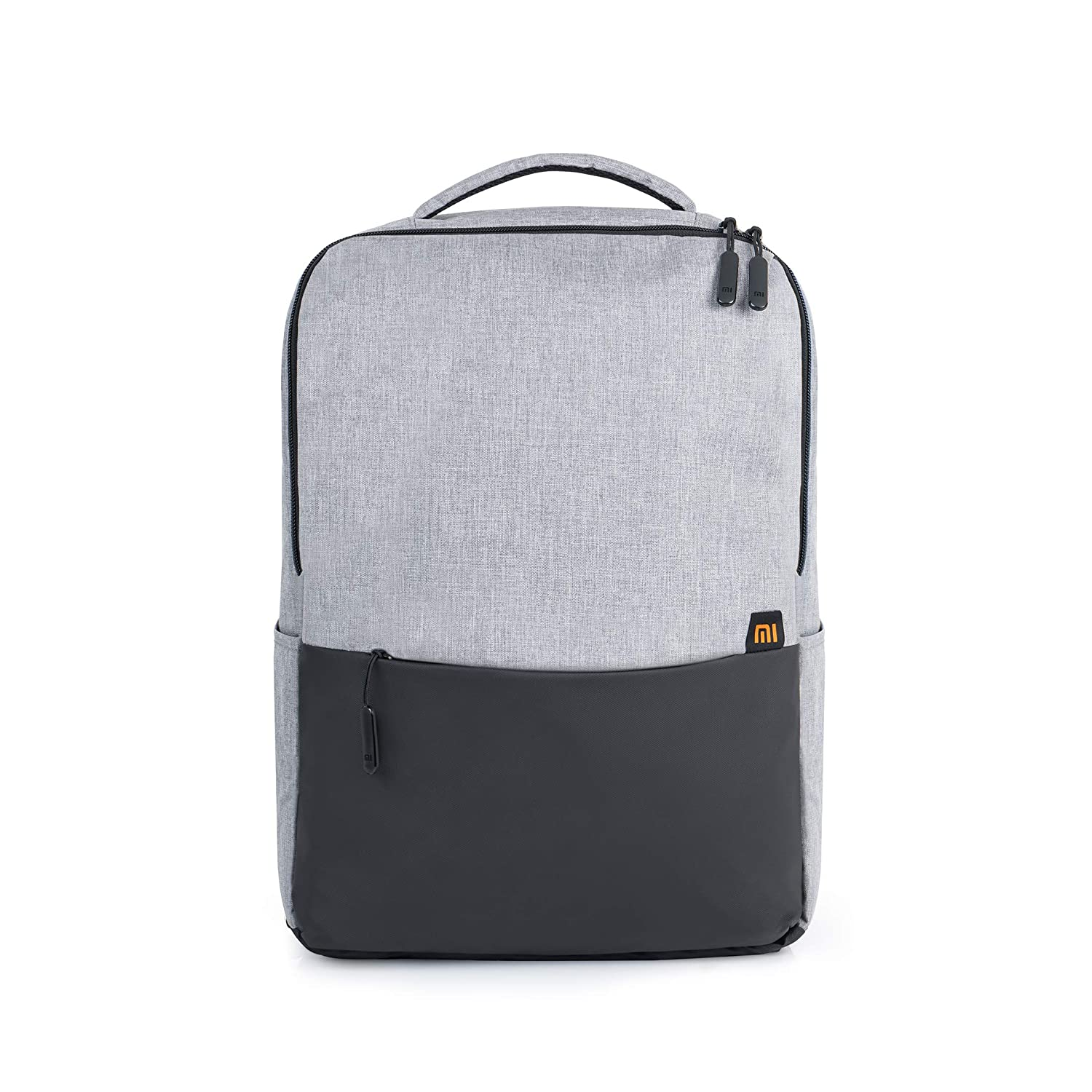 Mi Business Casual 21L Water Resistant Laptop Backpack (Light Grey)