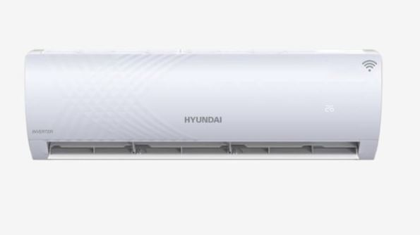 Hyundai 1.5 Ton Inverter 3 Star Copper (2020 Range) Arctic i HY3SN53IN (R32) Split AC ( Pearl White )